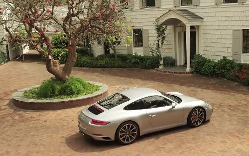 Porsche Connect – Traffic